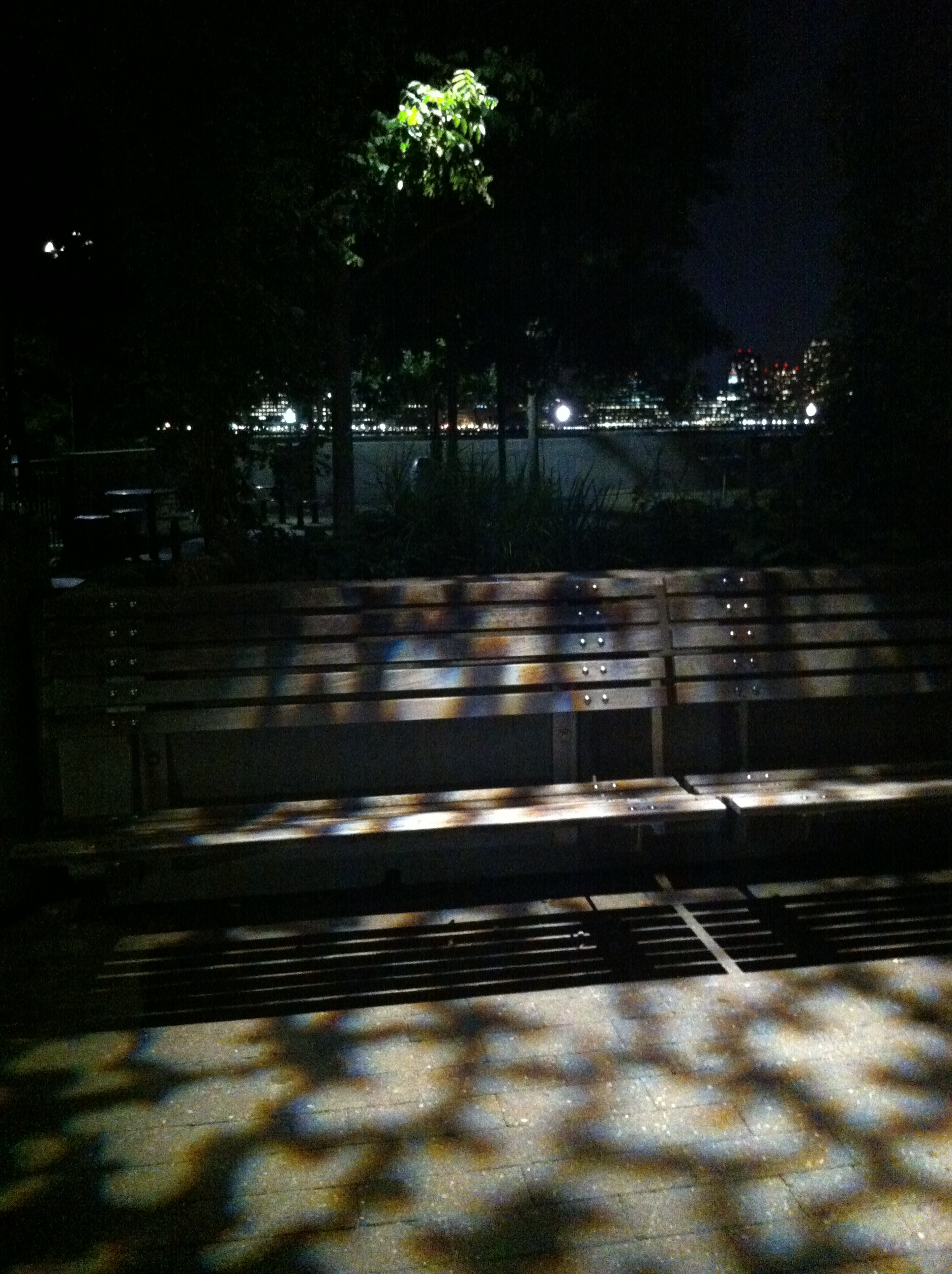 Park Bench Night And Day Manicddaily