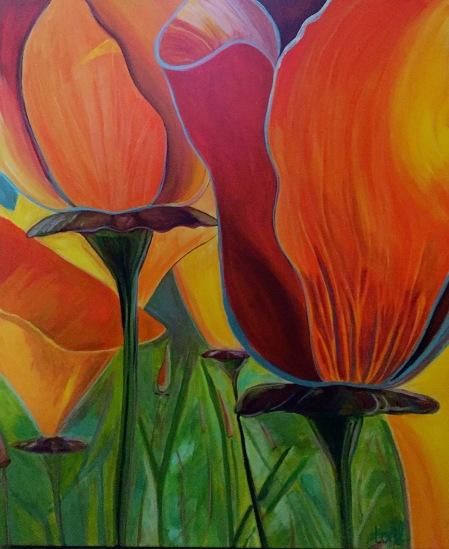 Toril-California-Poppy-Glow-20x24